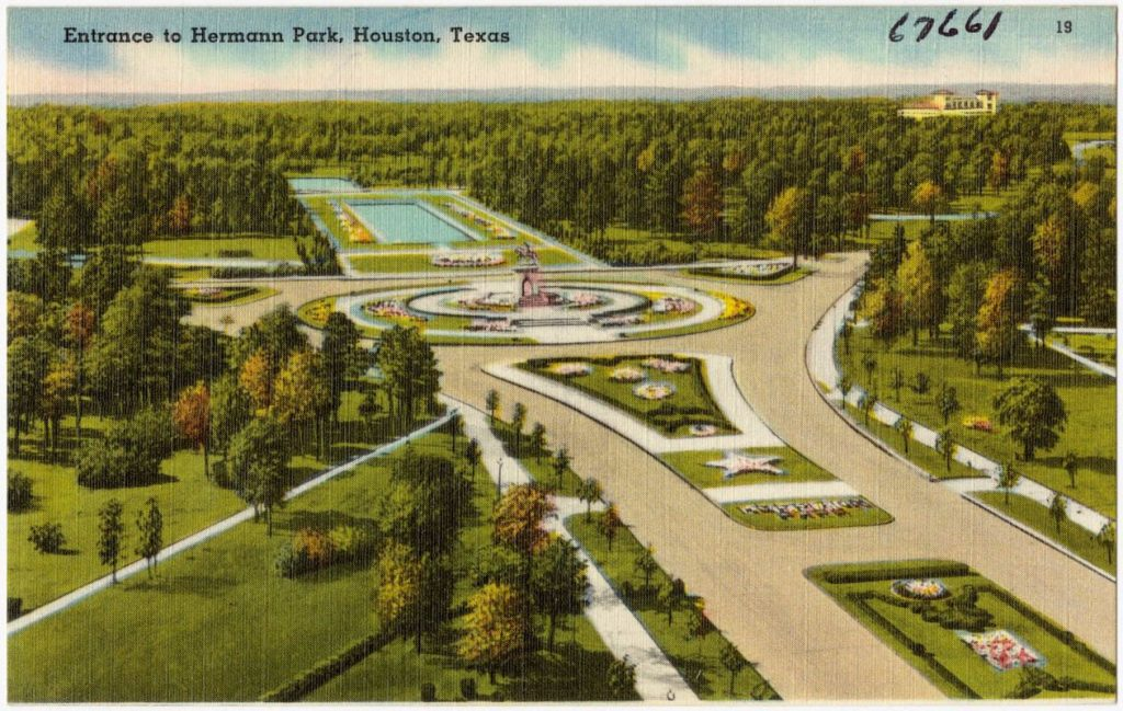 hermann park houston-