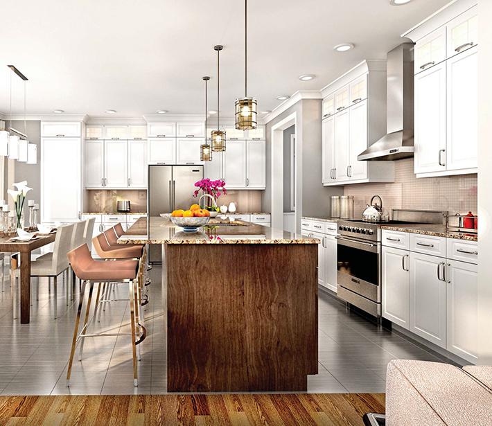 kitchen forestview