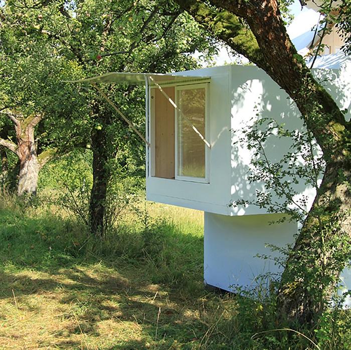 mobile loft cabin-4