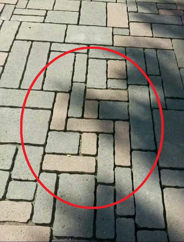 pavement fail