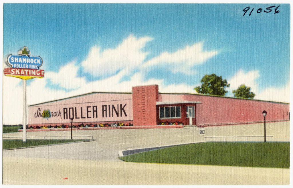 roller rink dallas