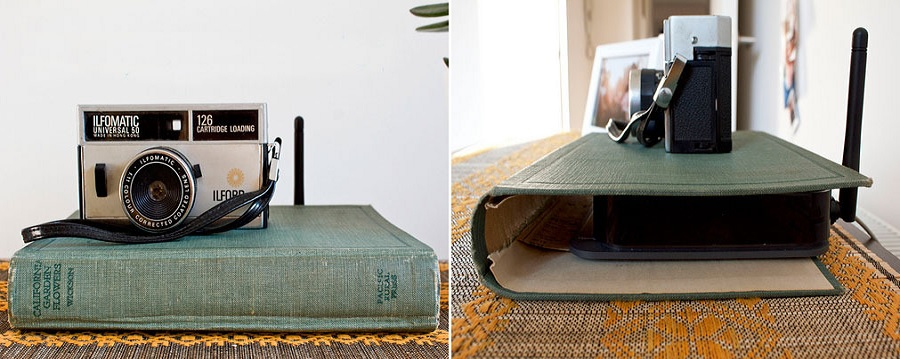 router book cover