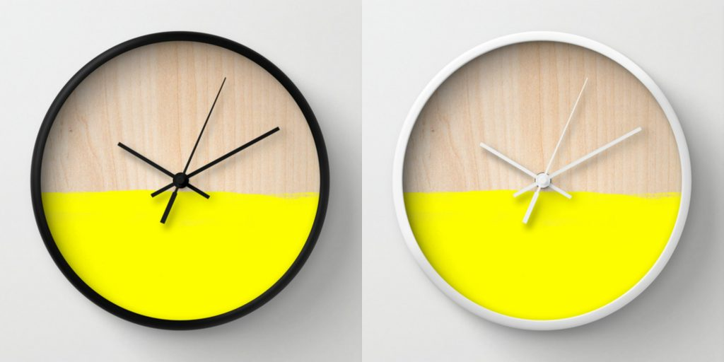 sorbet v clocks