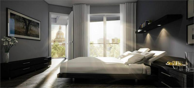 symph bedroom