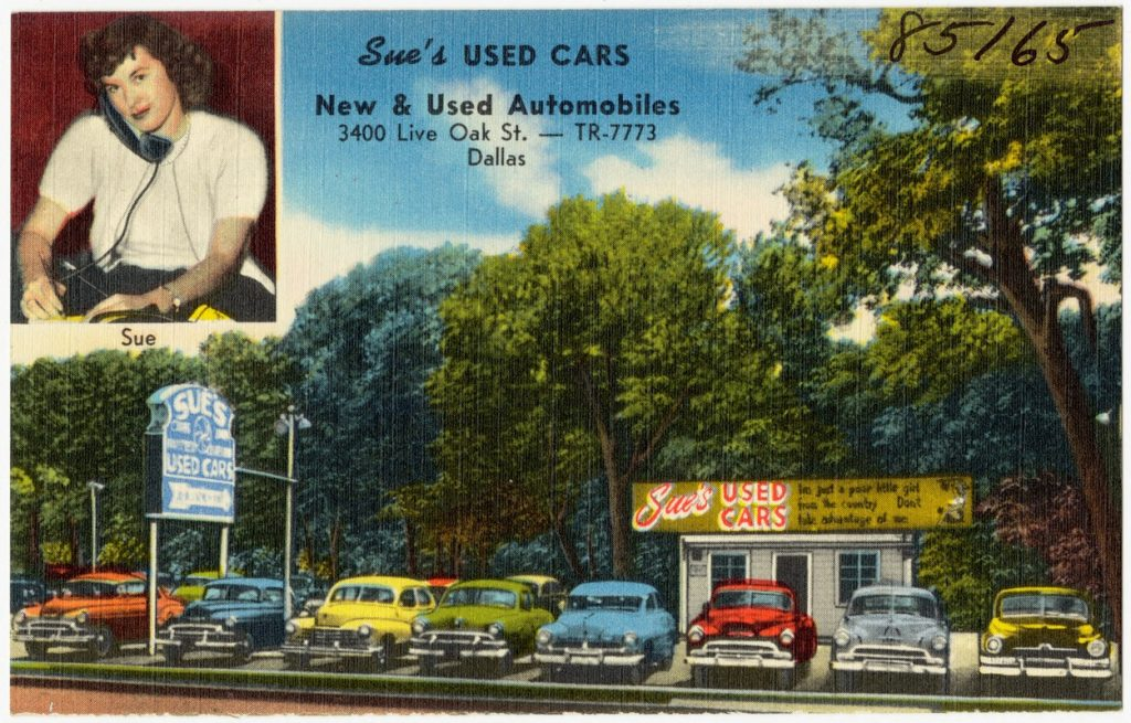 used cars dallas