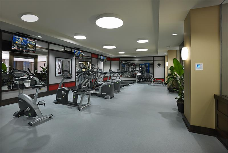 west village fitness centre