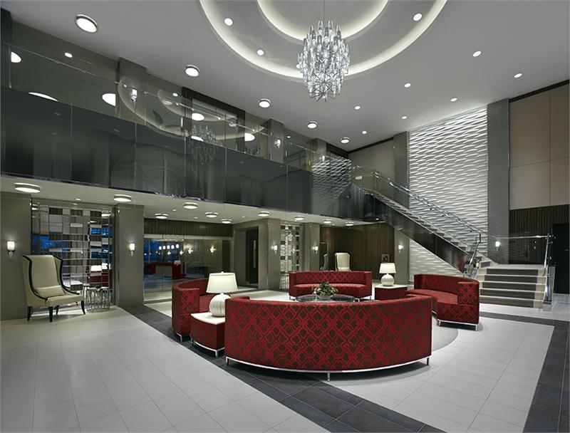 west village lobby