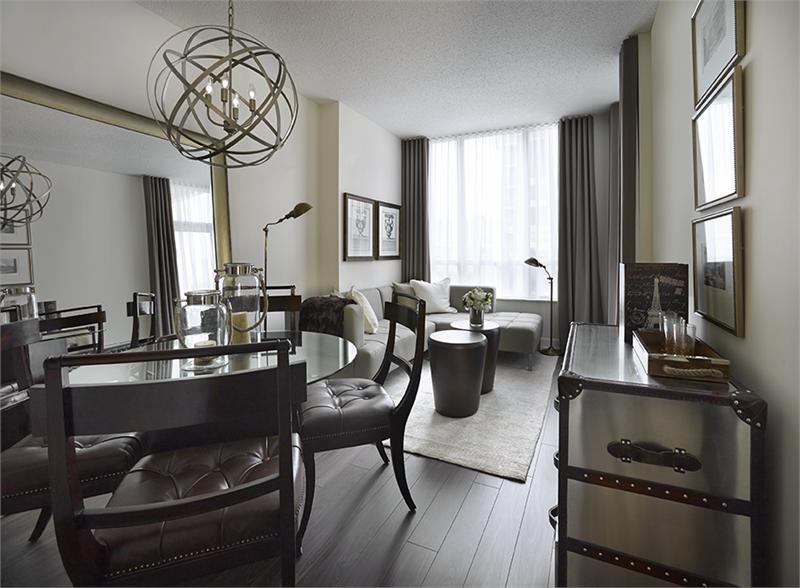 west village model suite