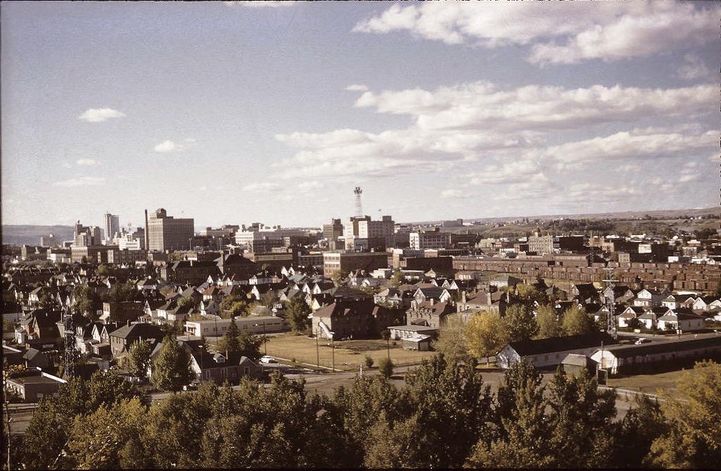Calgary 1960 history