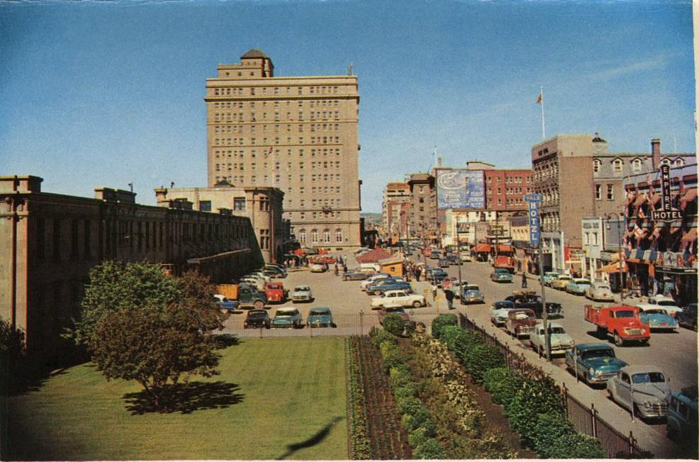Calgary 1960s