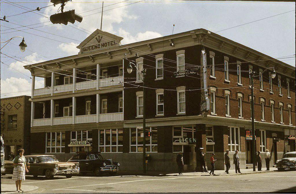 Calgary history 1963