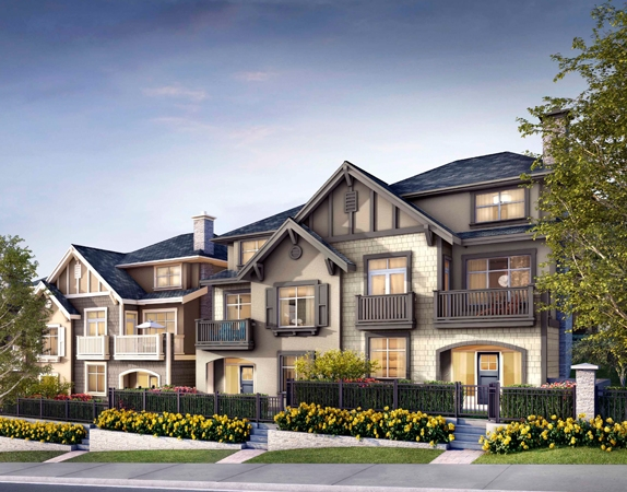 Colborne Lane Coquitlam homes