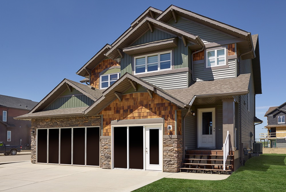 Graydon Hill show homes Edmonton