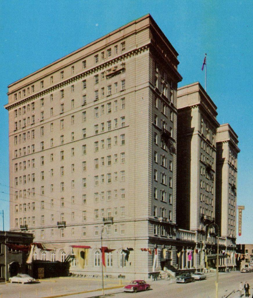 Palliser Hotel Calgary 1960s