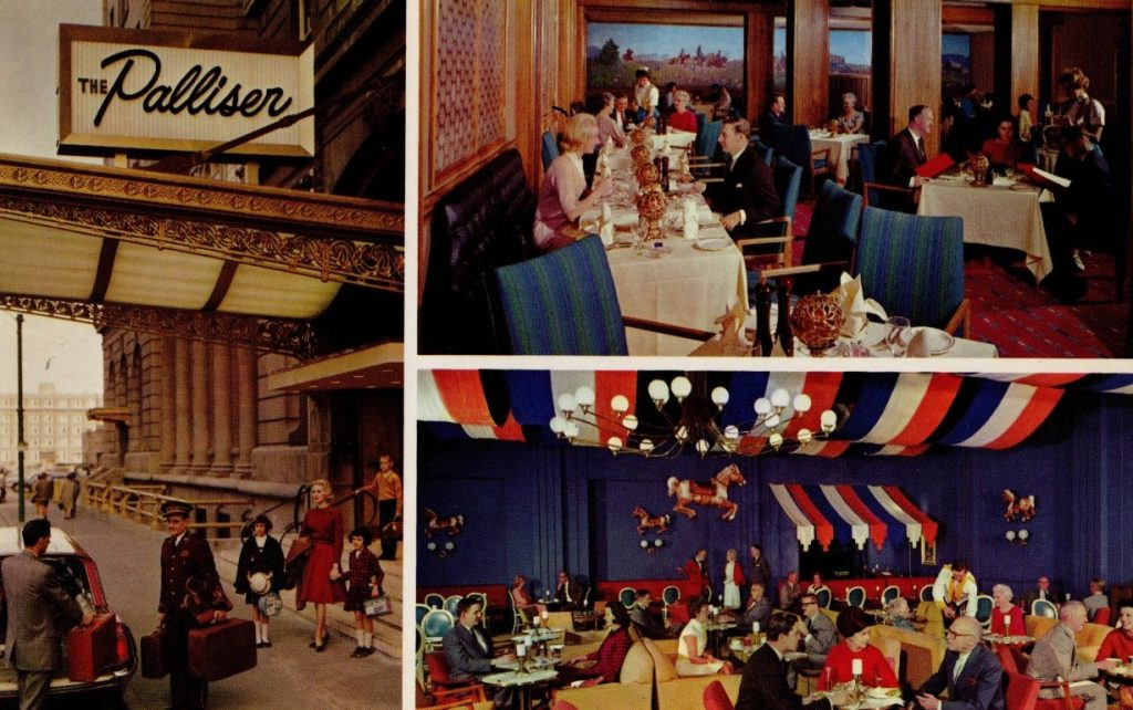 Palliser Hotel Calgary history