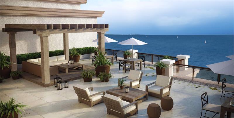 WFT rooftop terrace