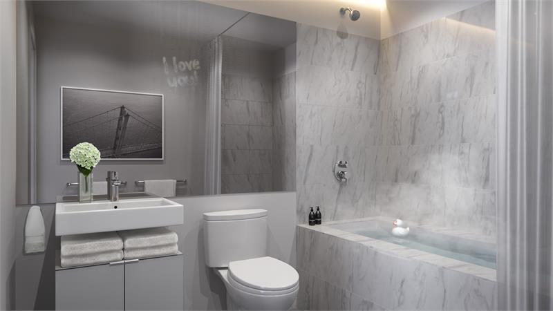 bathroom jasper