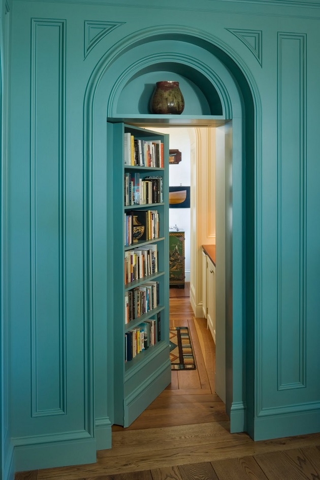 bookcase hidden bathroom-2