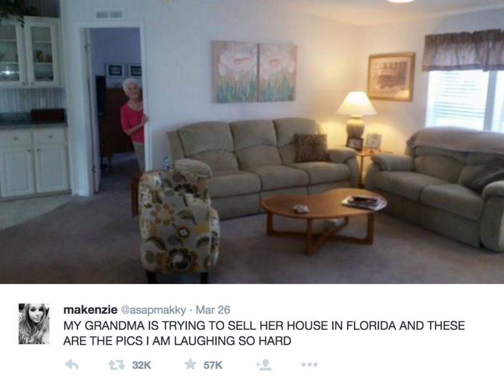 grandma tweet