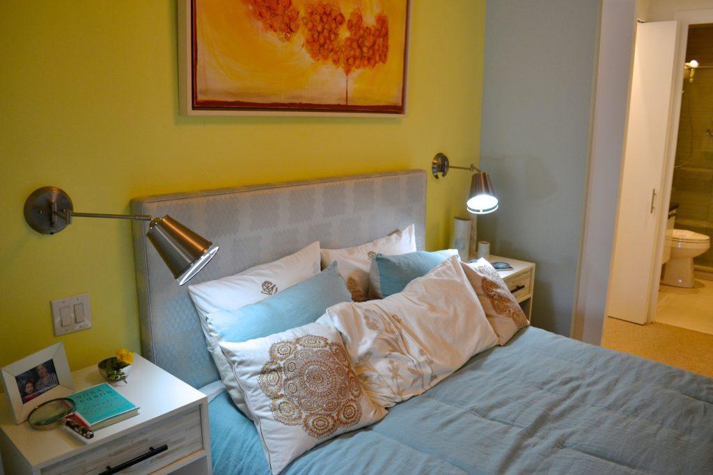 harmony village bedroom