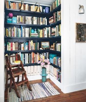 unused closet library