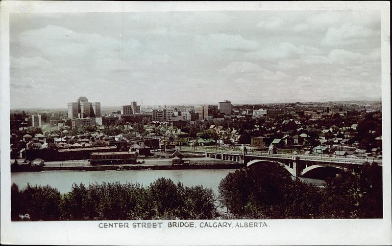 Calgary 1948 history