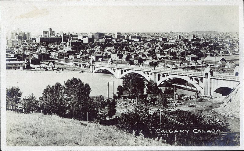 Calgary after 1940