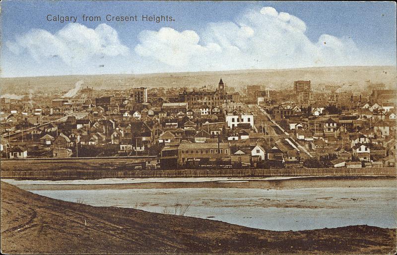 Calgary history 1912 2
