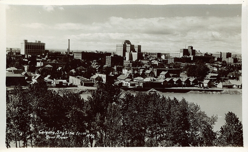 Calgary history 1930