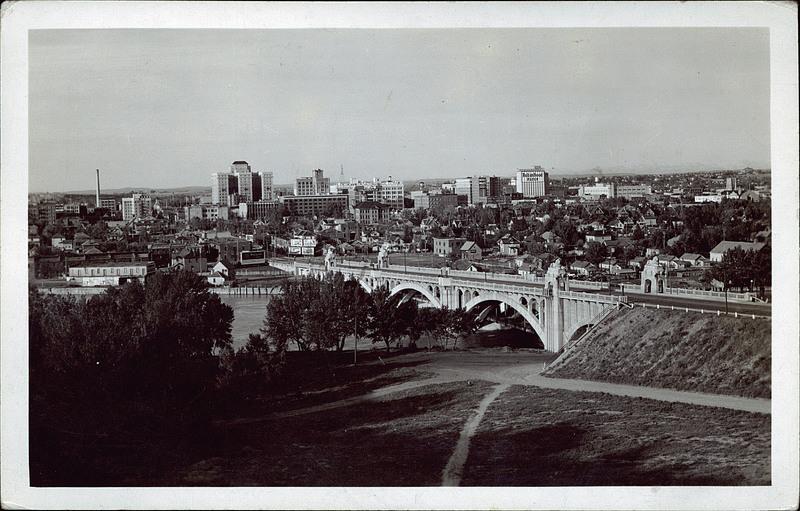 Calgary history 1939
