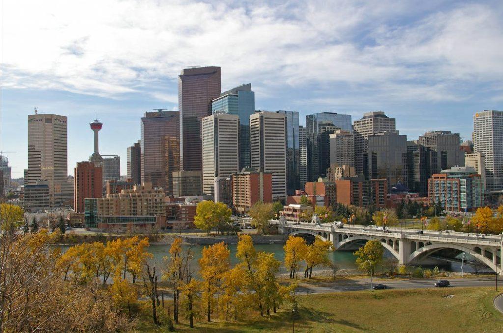 Calgary history 2007