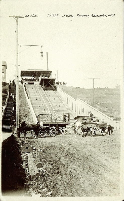 Incline Rail Edmonton