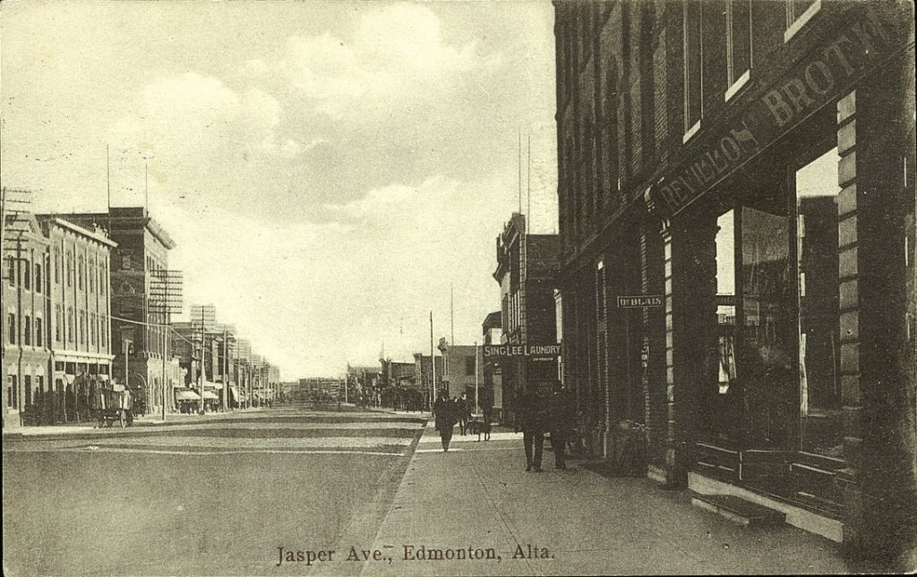 Jasper Avenue