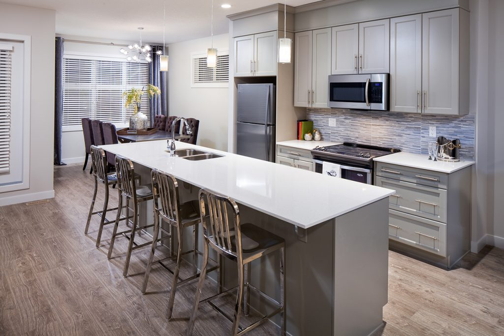 Hunter House townhomes 2