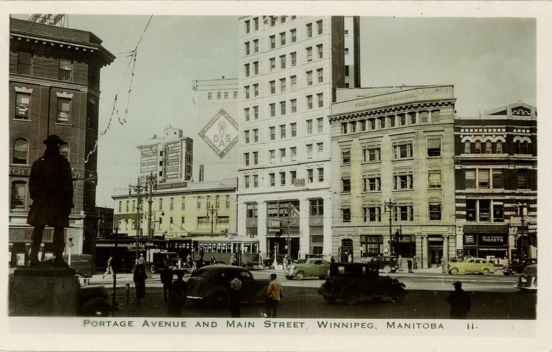 Portage and Main