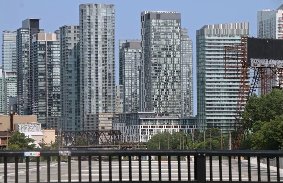 Toronto condo demand