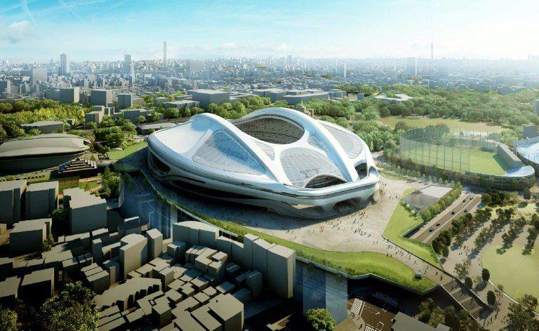 ZHA exterior stadium-compressed