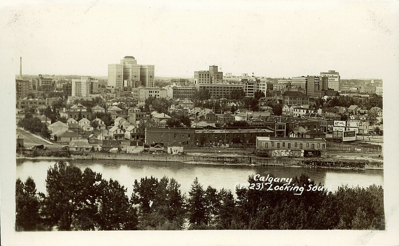 calgary history after 1920