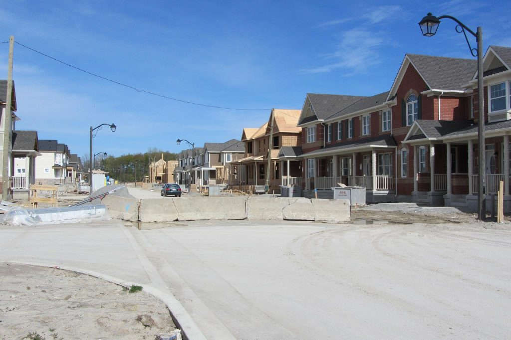 canada new homes
