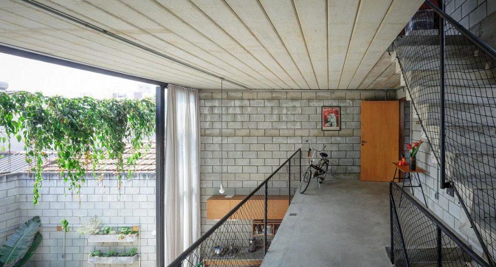 concrete loft home 2