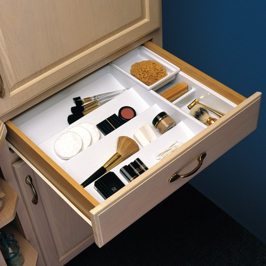 cutler tray bathroom drawer storage