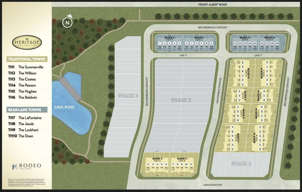 heritage collection site plan-compressed
