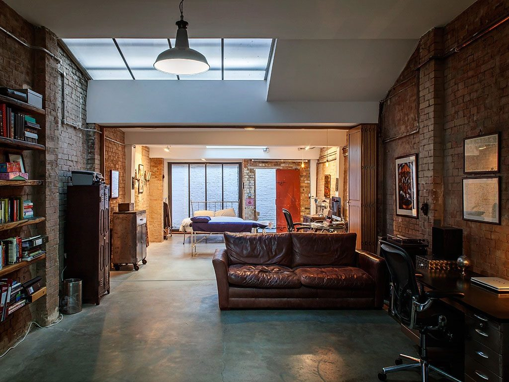 londo warehouse conversion