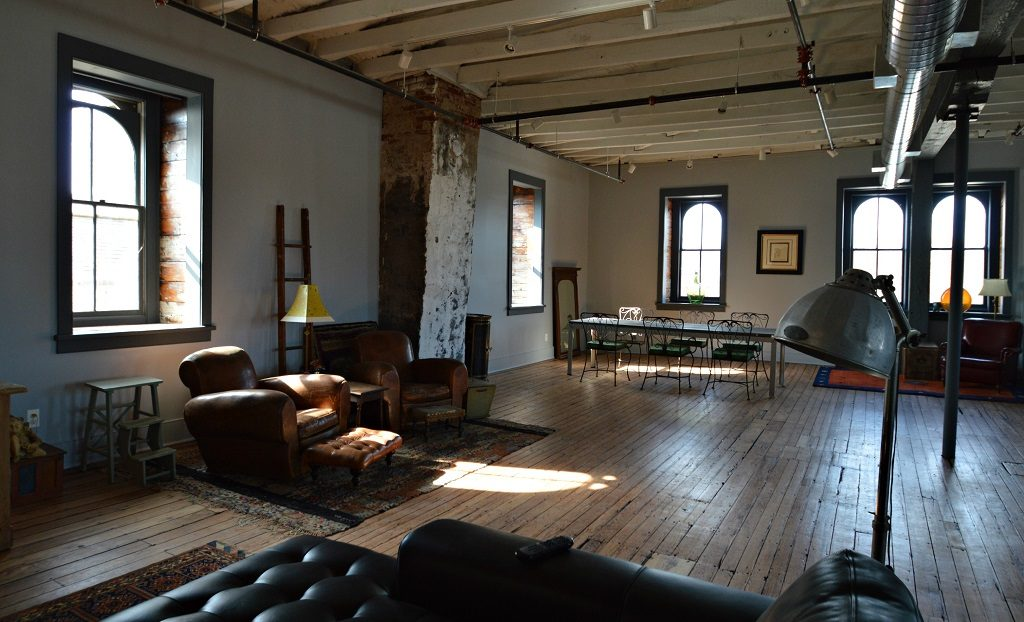 new jersey warehouse conversion