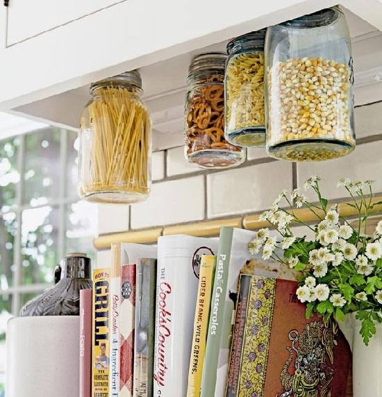 Storage Mason Jar