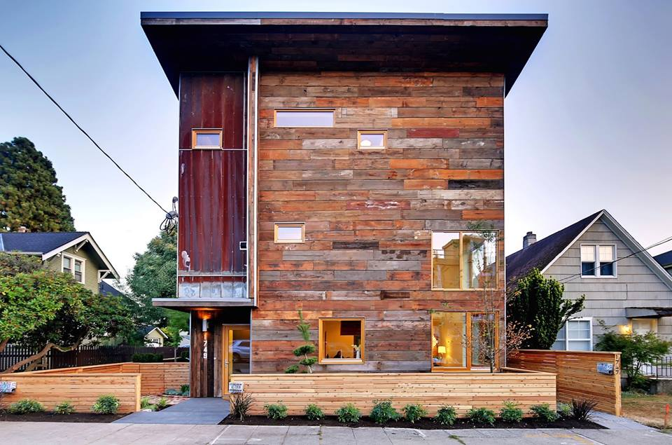 Built Green Emerald Star home seattle