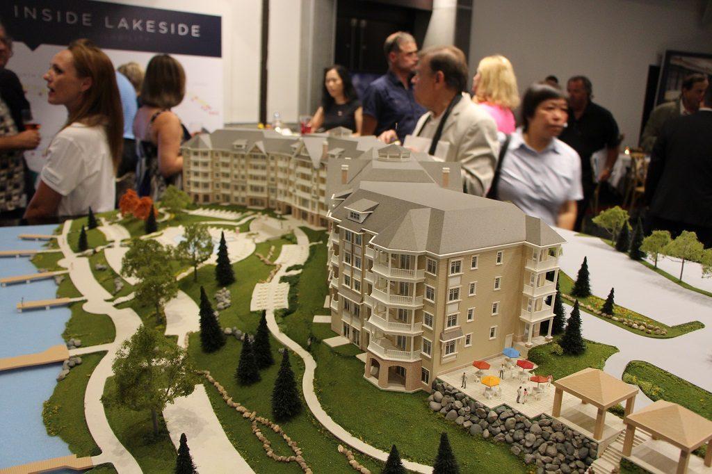 Deerhurst Scale Model