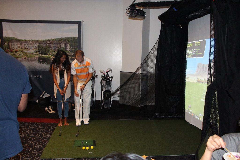 Golf Skyline