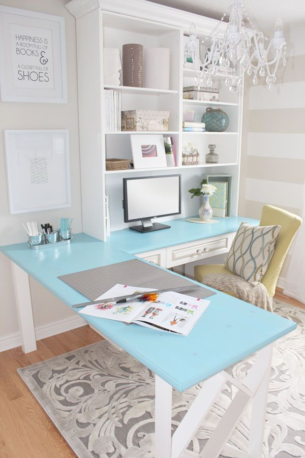 7 Expert Tips For Decorating The Home Office Of Your Dreams