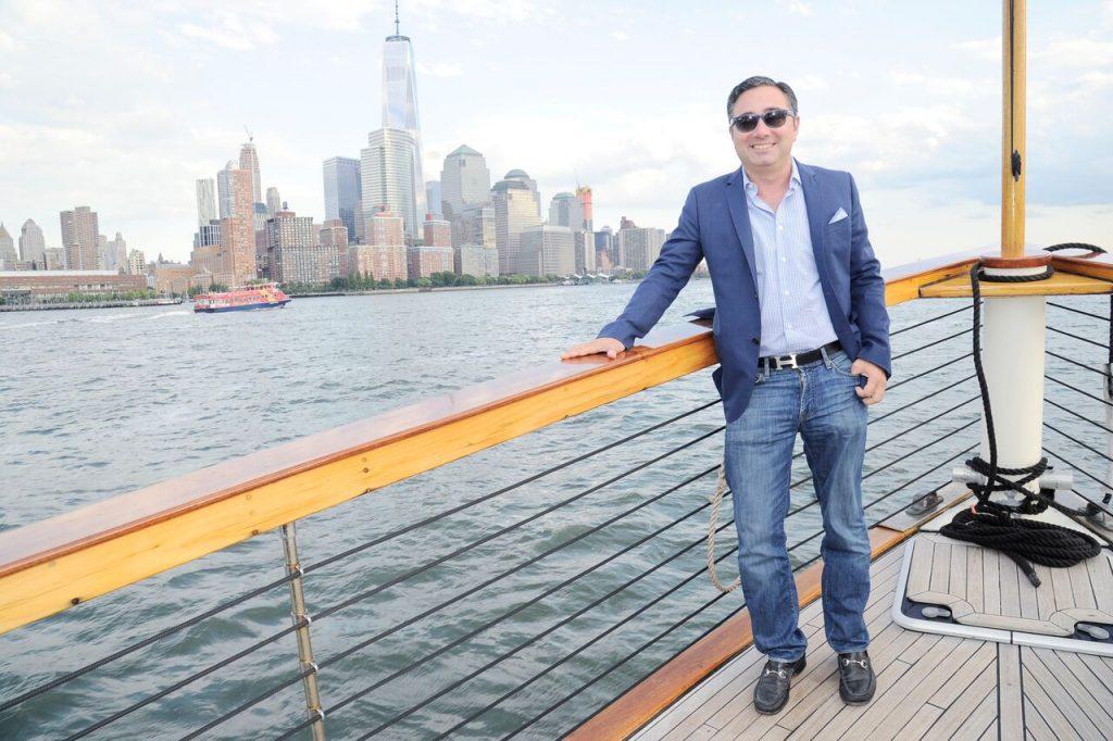 R&W Boat Cruise 2 John Tashjian
